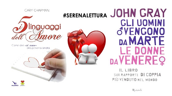 #SERENALETTURA SAN VALENTINO