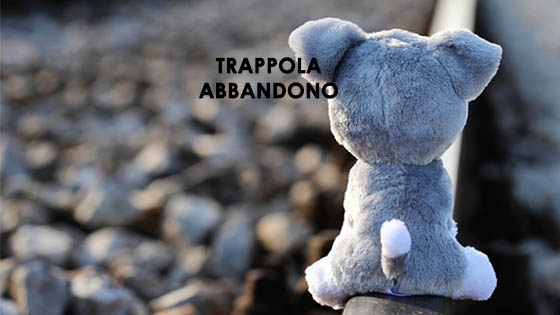 TRAPPOLA ABBANDONO - SIMONA CAMPANELLA