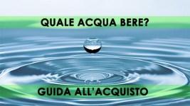 Depuratori d'acqua, quale scegliere?