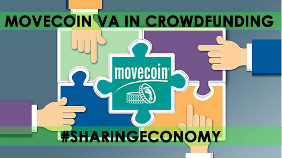MOVECOIN VA IN CROWDFUNDING