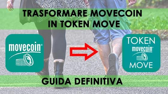 Guida Come trasformare Movecoin in Crypto Token Move