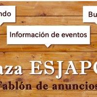 """<!--:es-->Nuevo tablón de anuncios """"Plaza ESJAPÓN""""<!--:--><!--:ja-->「エスハポン広場」新規開設のご案内<!--:-->"""