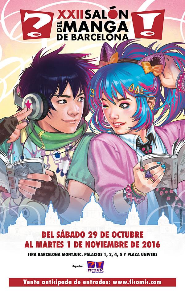 Oct2016_SalonMangaBarcelona_Cartel