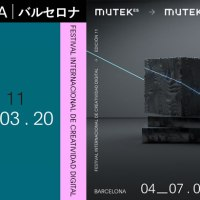 "<!--:es-->[Barcelona] Arte digital japonés en ""MUTEK.ES 2020 Barcelona""<!--:--><!--:ja-->[バルセロナ] 電子音楽 × デジタルアートの国際的フェスティバル『MUTEK.ES バルセロナ』<!--:-->"