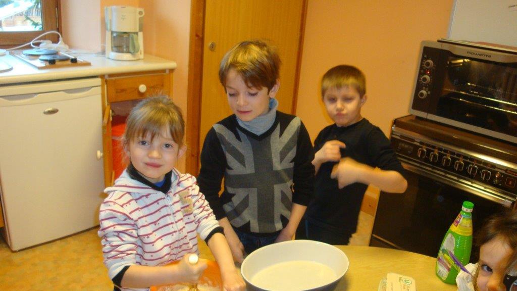 TR: Atelier cuisine pour les anniversaires de l'hiver