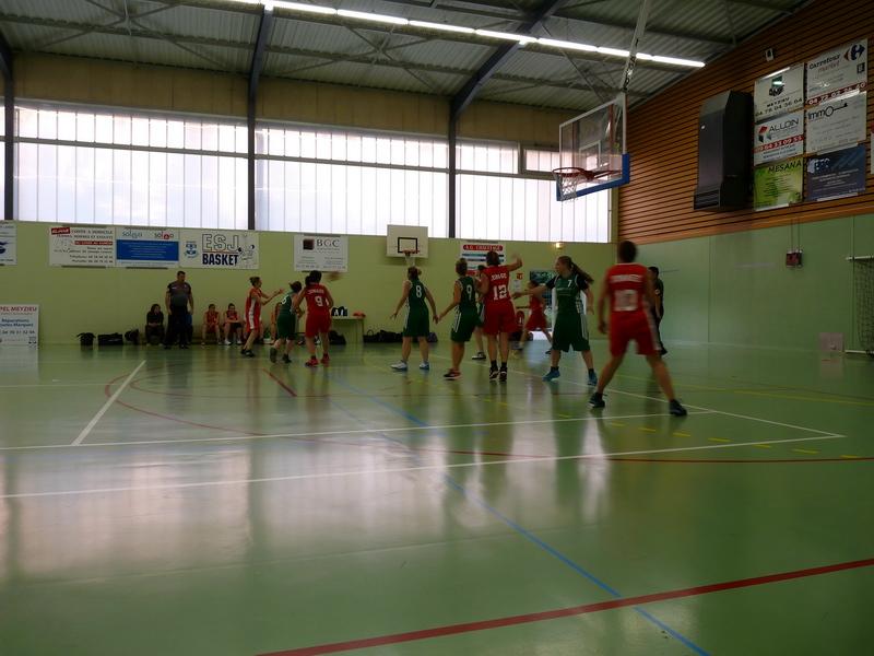 SF2 contre AS Mornantaise (12 mai 2015)