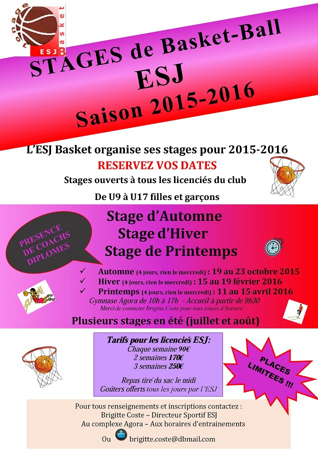 Stage Basket 2015