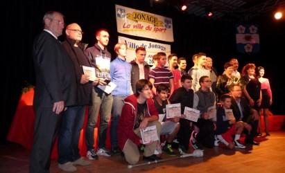 Récompenses 2015
