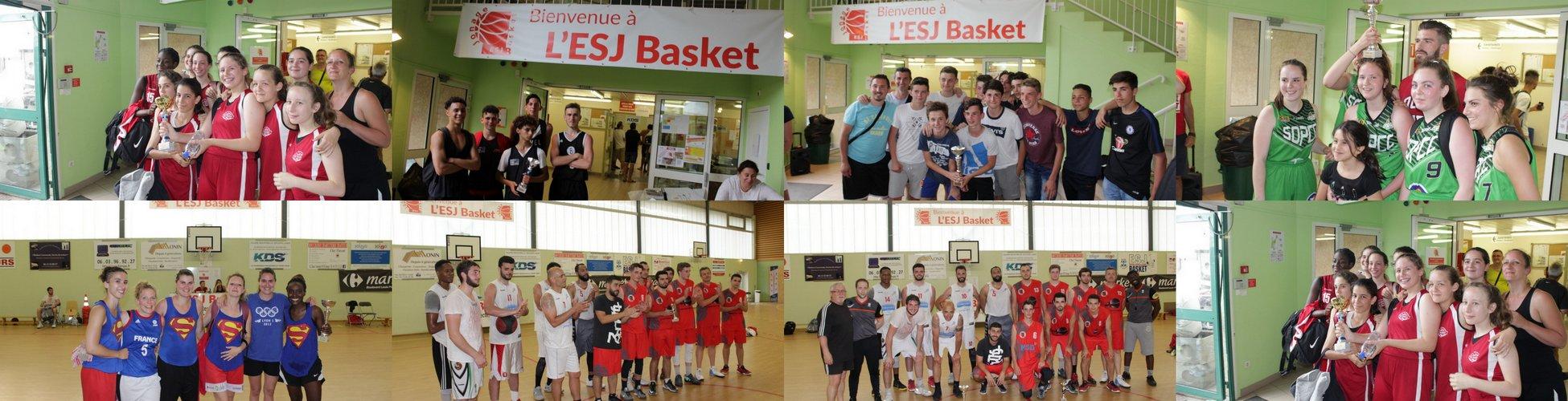 Tournois U15 U17 U20 Séniors