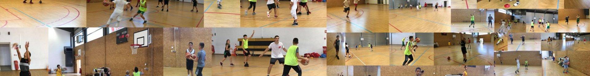 [Photos] Stage ESJ Basket Reprise (Août 2018)