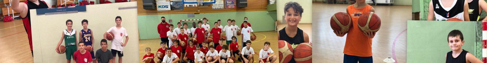 [Photos] Stage ESJ Basket d'Automne 2020