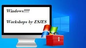 Windows workshops Esjes