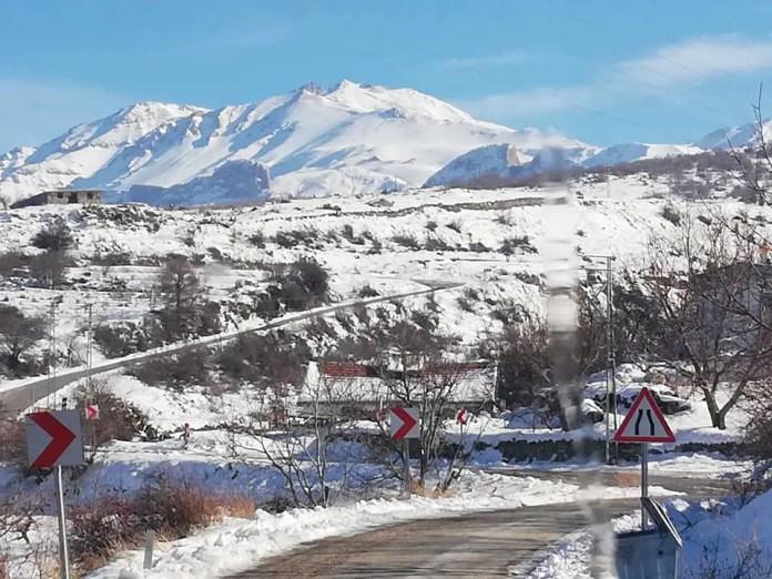 Aydos Dağı (3430 mt.) Faaliyeti - 19-20 Ocak 2019