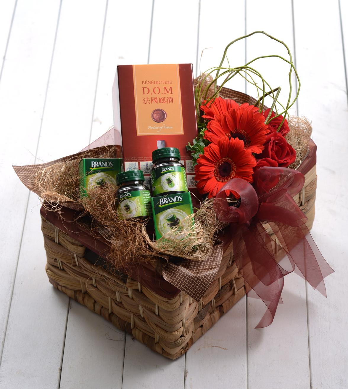 Health Basket | Get Well Basket | Fruit Basket