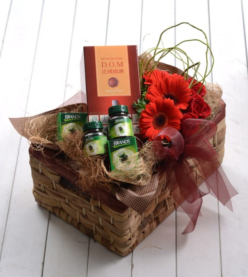 Health Basket | Get Well Basket | Fruit Basket