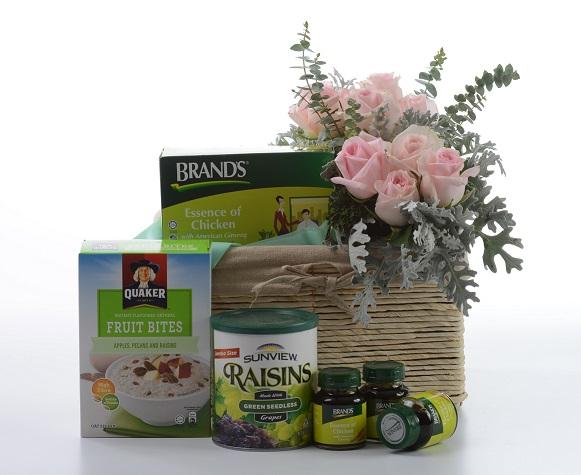 Energize Gift Basket | Get Well Gifts | Eska Creative Gifting