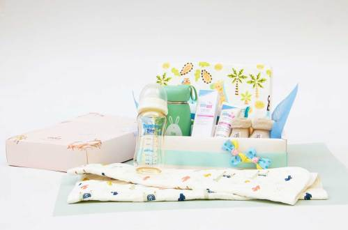 Baby Hoola Cotton Nappy Mat | Newborn Baby Gifts | Eska Creative Gifting