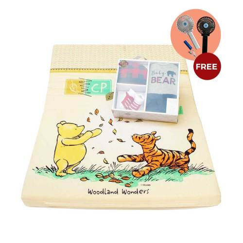 Pooh Bear and Me| Newborn Baby Gifts | Eska Creative Gifting