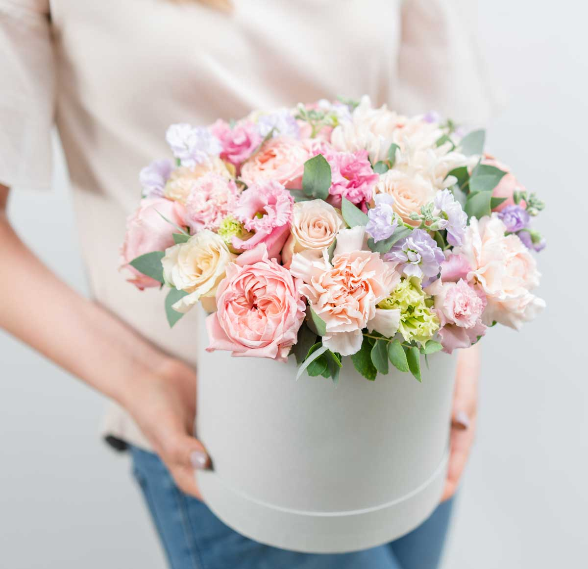 Beautiful Flower Box | Eska Creative Gifting