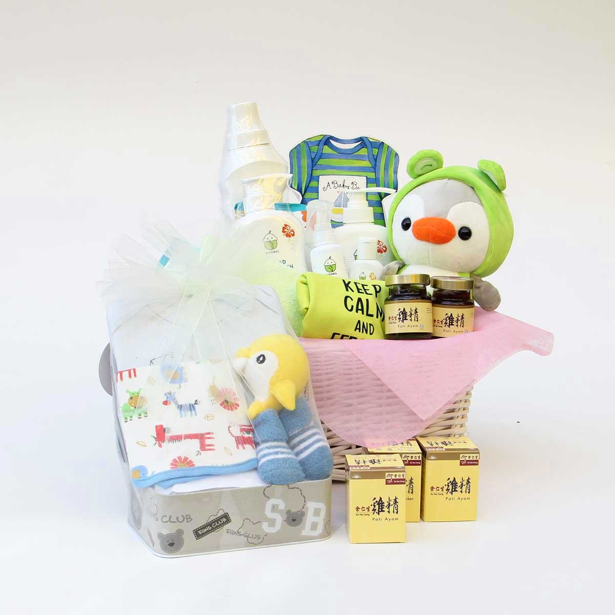 Chomel Baby Showers | Newborn Baby Gifts | Eska Creative Gifting