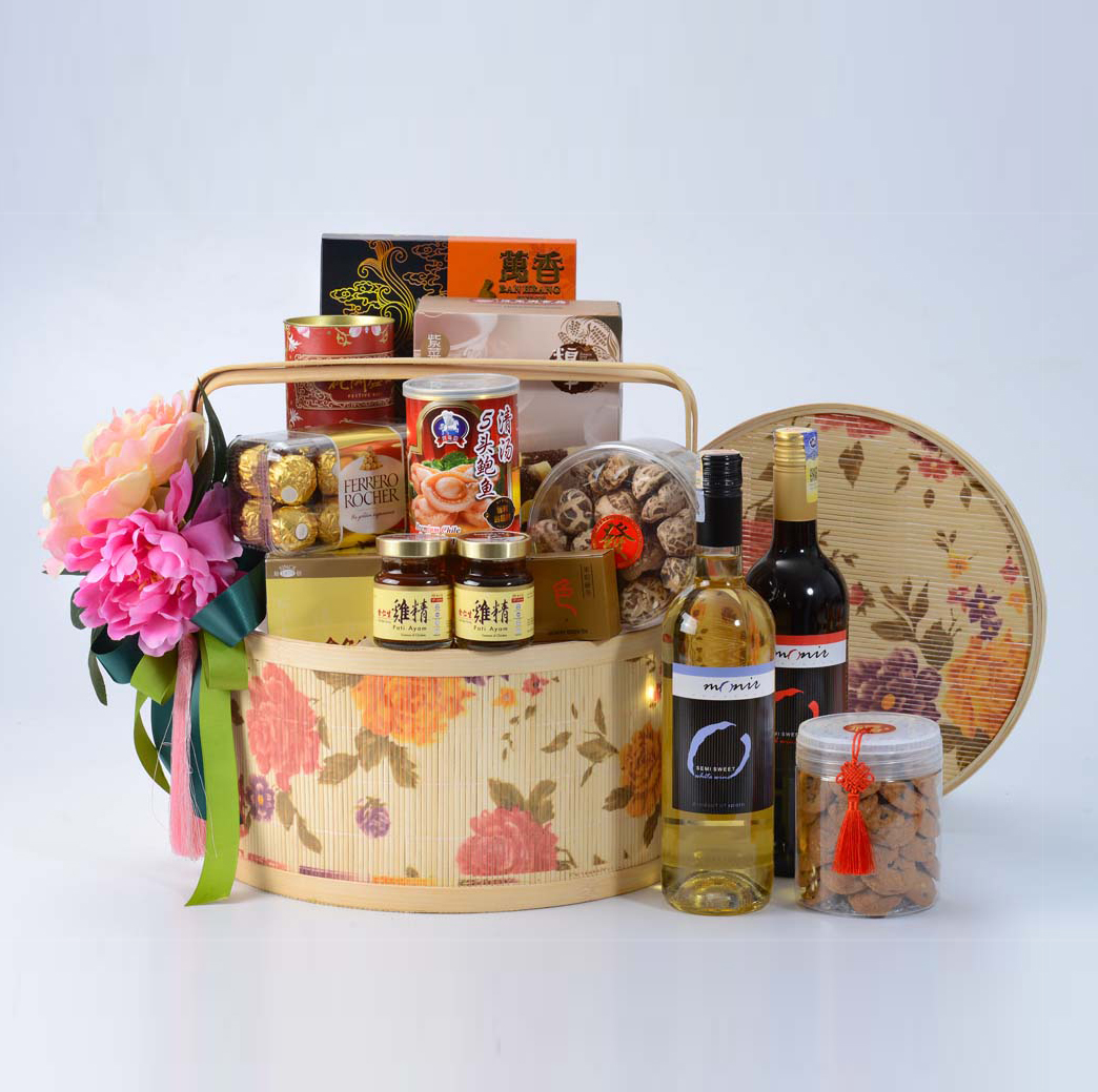 Greetings Of Wealth | Chinese New Year Hampers Gifts | Eska Creative Gifting