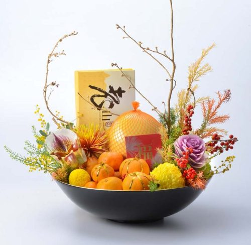 Golden Spring | Chinese New Year Hampers Gifts | Eska Creative Gifting