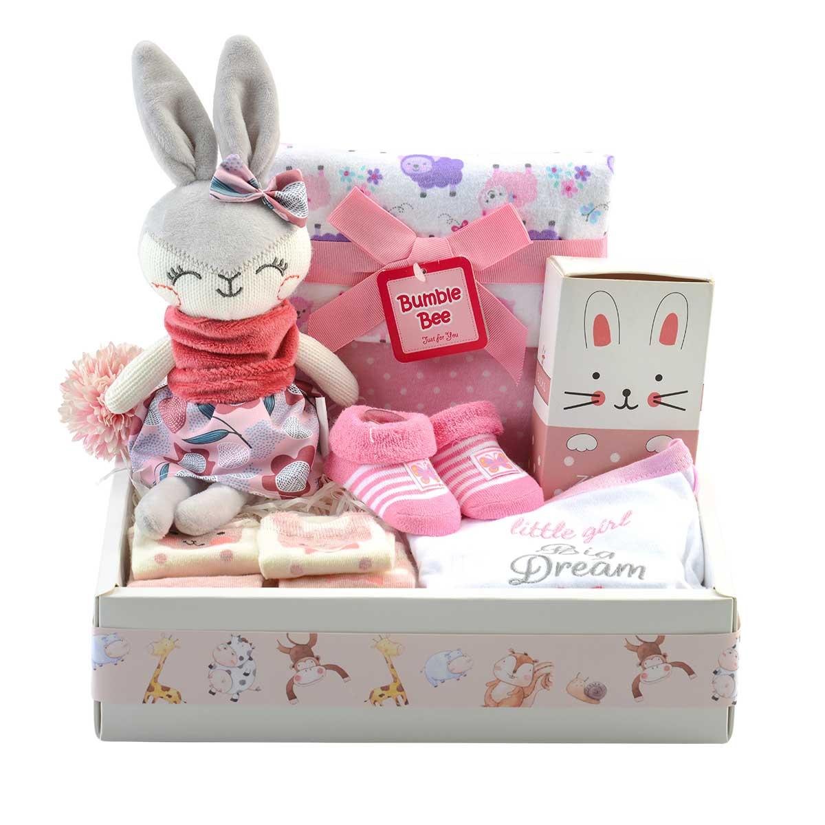 Lovely Baby Giftset | Newborn Baby Gifts | Eska Creative Gifting