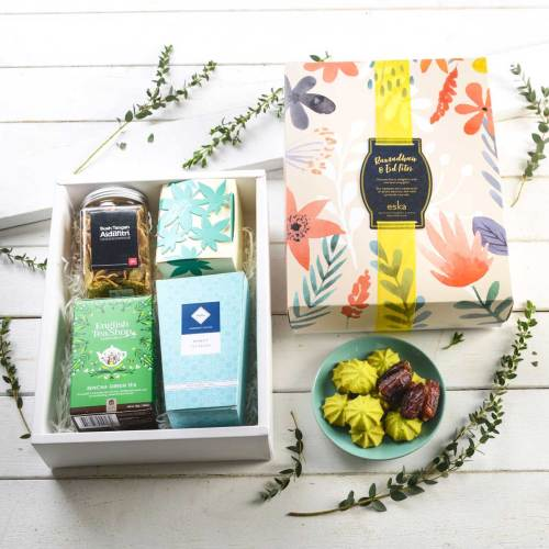 Sahur Treats | Raya Corporate Giftboxes | Eska Creative Gifting