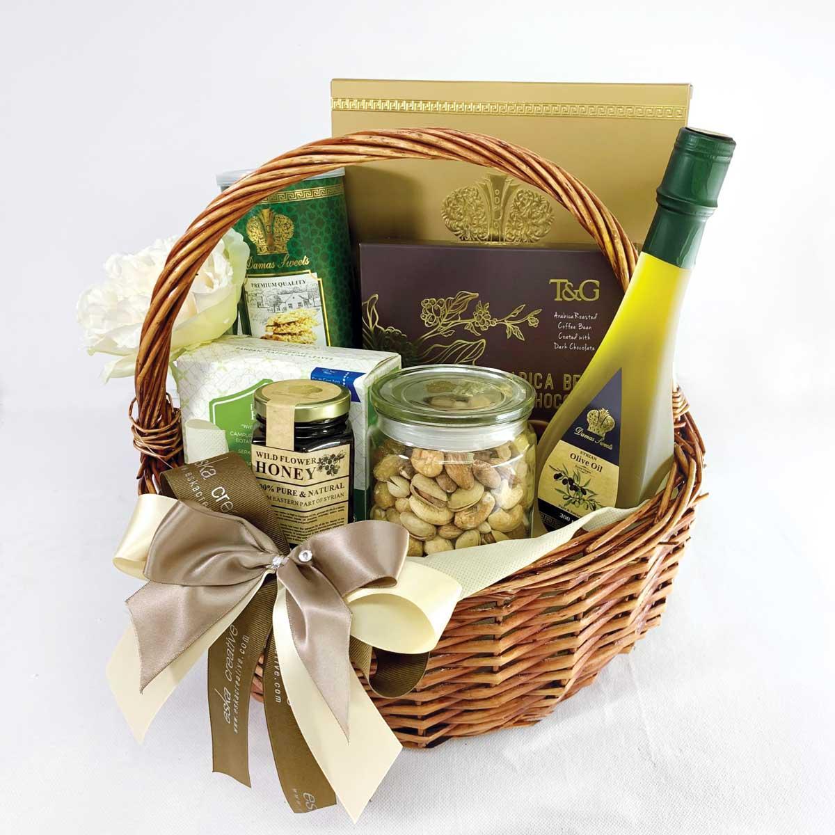 Tea and Savory | Food Hampers Gifts | Eska Creative Gifting