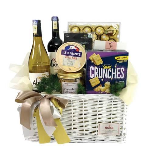 Wine Hamper | Food Hampers | Eska Creative Gifting