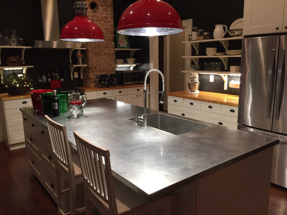 Stainless Steel Counter Tops Sinks Cabinets And