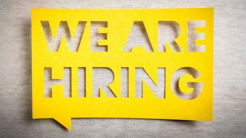 we're-hiring