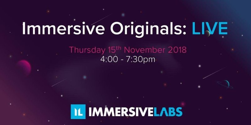 immerse-labs-event
