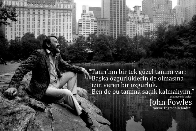 John-Fowles-sozleri