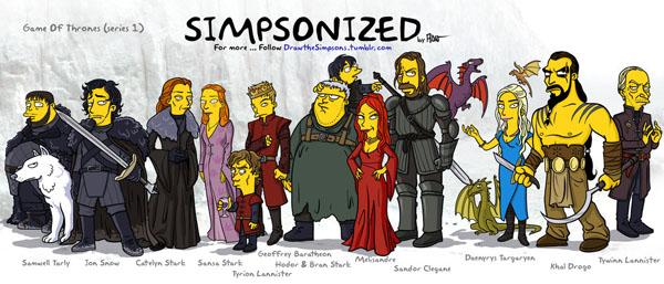 game-of-thrones-simpsonlari