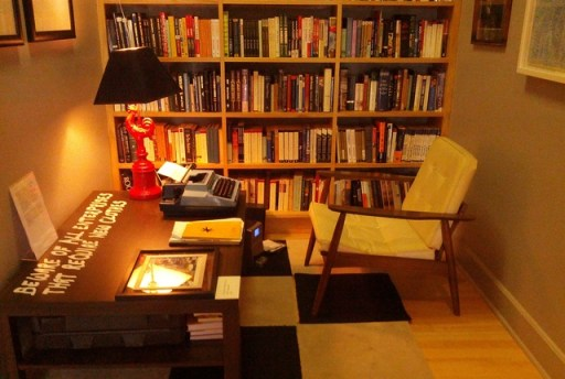 Kurt-Vonnegut-Memorial-Library-Indianapolis-Indiana