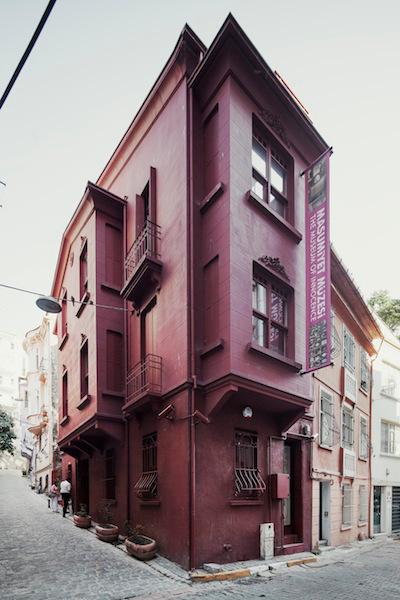The-Museum-of-Innocence-Istanbul-Turkiye(Masumiyet-Muzesi)
