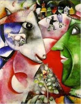 i and the village chagall