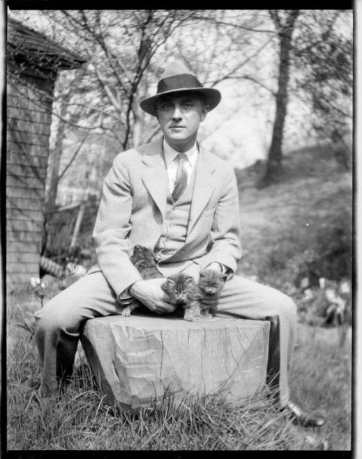 William-Carlos Williams-cat