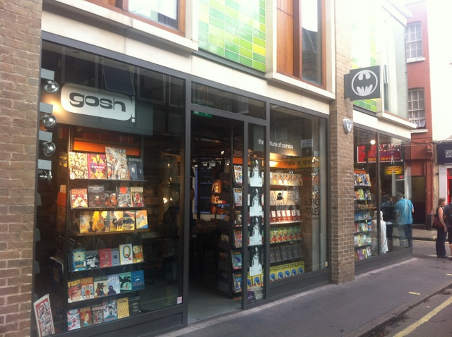 Gosh-bookshop-london-41