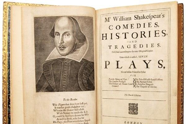 Comedies-Histories-&-Tragedies-(1623),The-First-Folio-William-Shakespeare