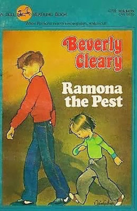 ramona-the-pest-beverly-cleary