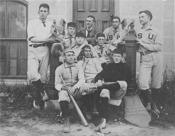 Stephen-Crane-Baseball-experiences-at-SU