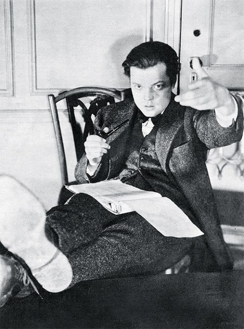 Welles-reads