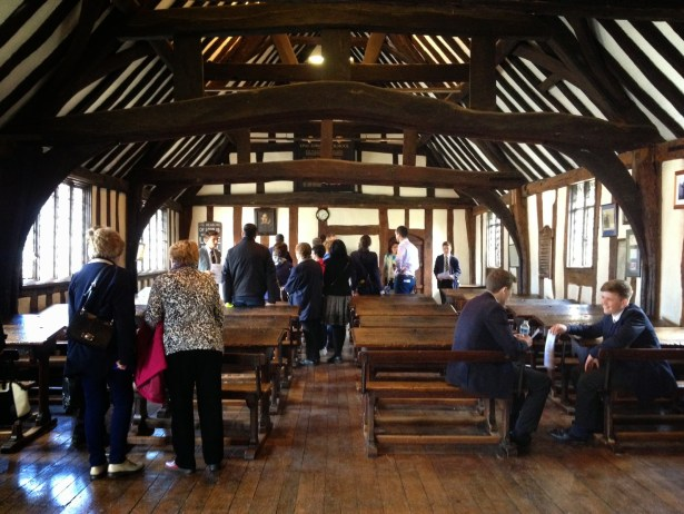 Stratford-upon-Avon College-Shakespeare-school