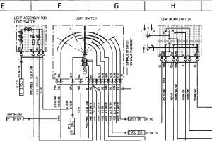 Boxster Headlight Switch Wiring Diagram  Rennlist  Porsche Discussion Forums