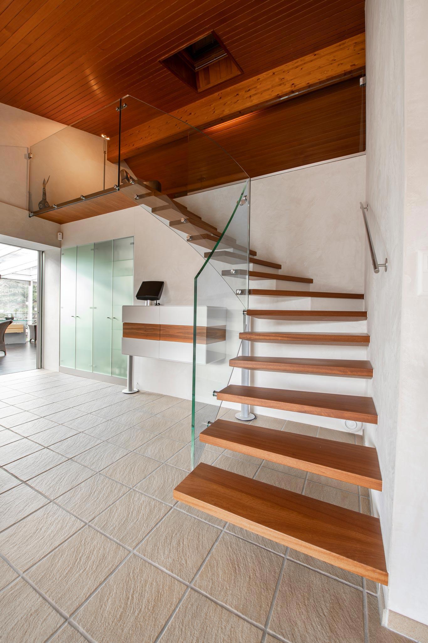 ES Bru 5381 escalier vtc 20 05 073 - Escalier autoportant à Sierre (Bb)