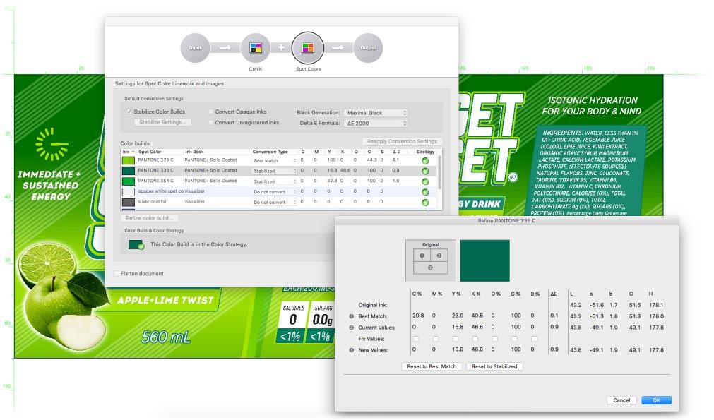 Color Management System - Esko