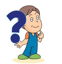Animated Question Mark