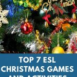 Esl Christmas Activities Games Worksheets Vocabulary Lesson Plans
